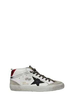Sneakers Golden Goose mid star Men