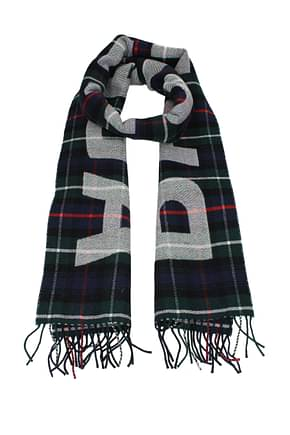 Balenciaga Scarves Women Wool Multicolor