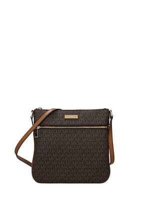 Crossbody Bag Michael Kors jet set lg Women