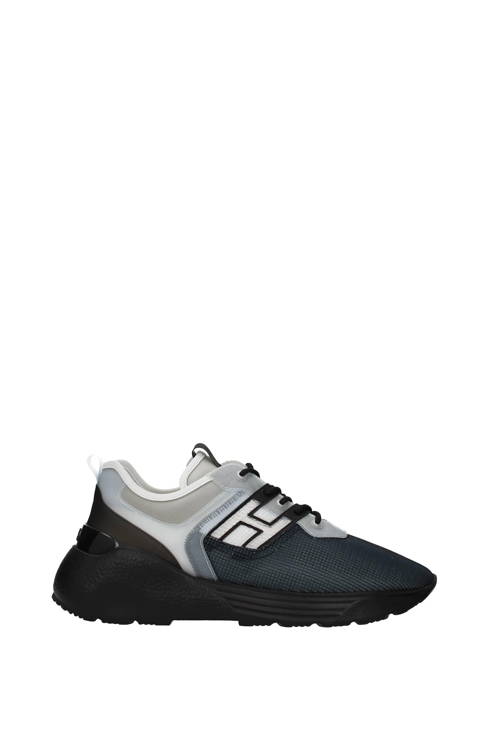 Zapatillas Hogan Hombre-Tela de espuma de memoria de H443 ...