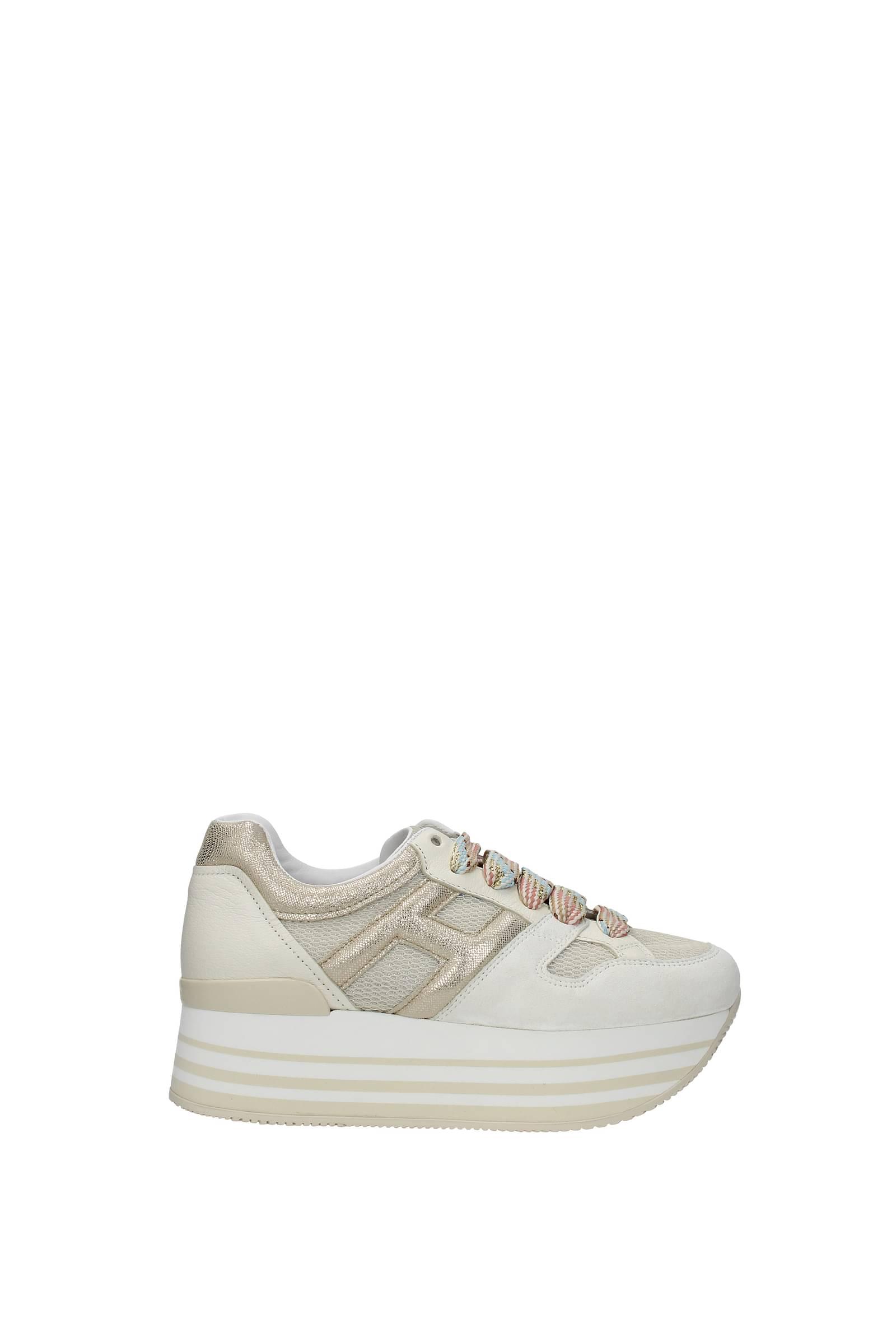 Hogan Sneakers maxi 222 Donna HXW2830U352N8H0QQT Tessuto 218,4€