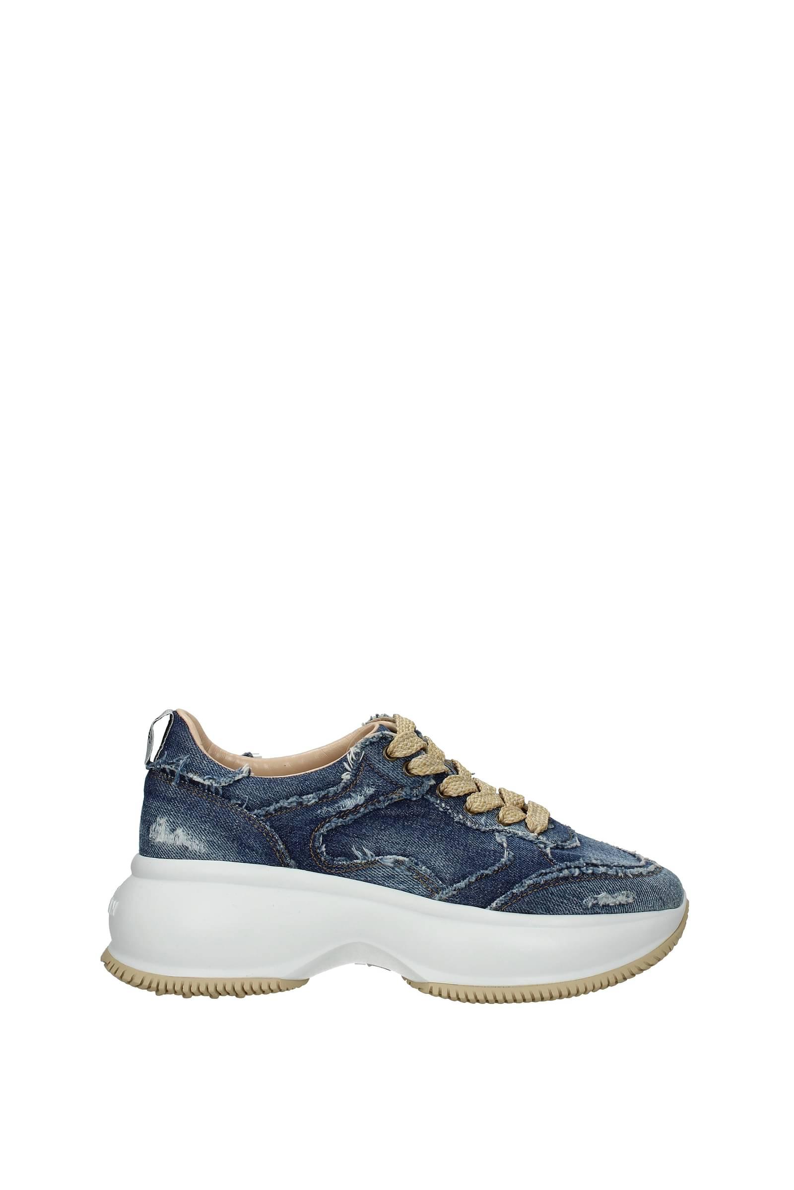 Hogan Sneakers maxi i active Women HXW4350BP20JDL9999 Fabric 218,4€