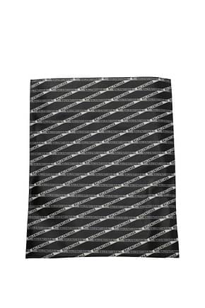 Balenciaga Bolsos de mano Hombre Piel Negro Multicolor