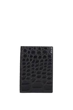Document holders Testoni passport case Men