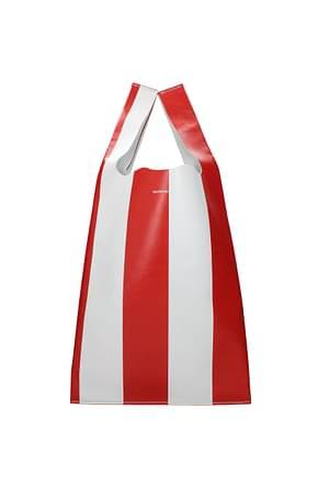 Balenciaga Shoulder bags Women Leather Red