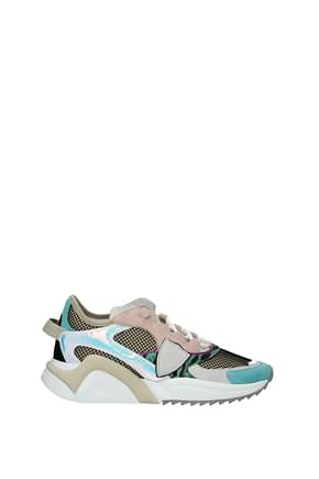 Philippe Model Sneakers eze francy Women Fabric  Multicolor