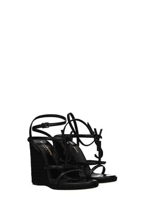 Wedges Saint Laurent cassandra Damen