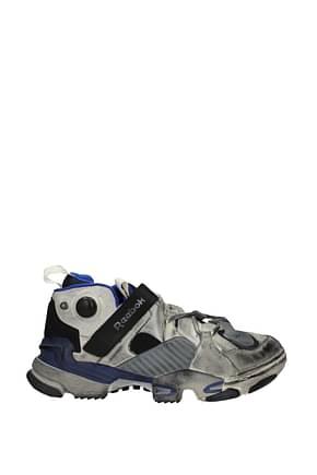 Sneakers Vetements Design reebok Uomo