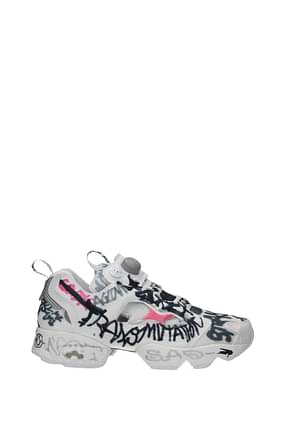 Vetements Design Sneakers reebok Hombre Tejido Multicolor