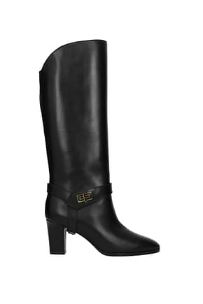 Givenchy Boots eden Women Leather Black