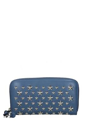 Jimmy Choo Wallets filipa Women Leather Heavenly