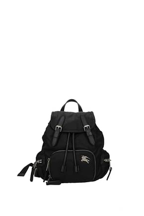 Burberry Backpacks and bumbags Women Fabric  Black