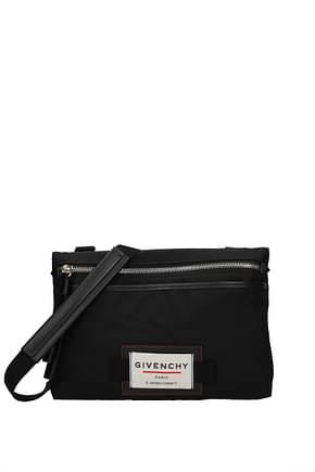 Givenchy Crossbody Bag downtown Men Fabric  Black