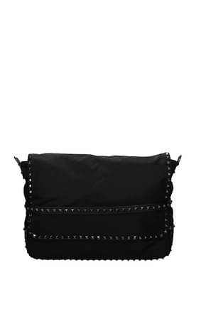 Valentino Garavani Work bags Men Fabric  Black