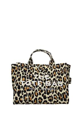 Marc Jacobs Handbags Women Fabric  Beige