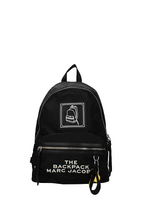 Marc Jacobs Backpacks and bumbags Women Fabric  Black