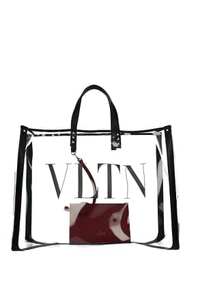 Valentino Garavani Handtaschen Damen PVC Transparent