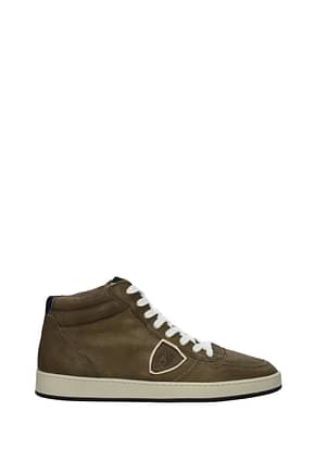 Sneakers Philippe Model lakers Hombre