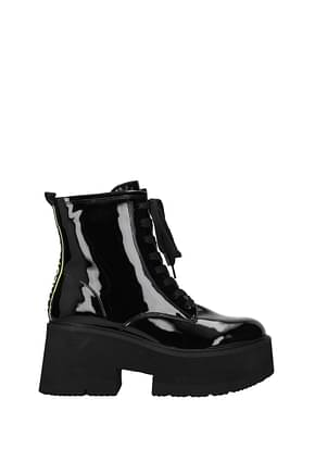 Buffalo Ankle boots firoza Women Polyurethane Black
