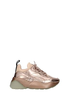 Stella McCartney Sneakers Donna Eco Pelle Rosa