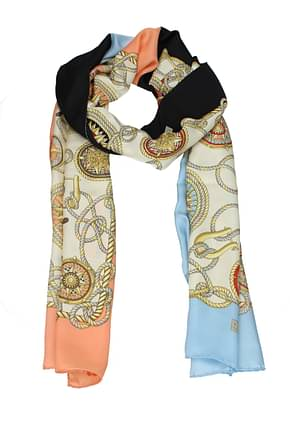 Burberry Foulard Women Silk Multicolor