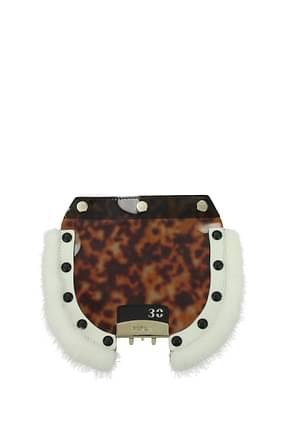 Furla Gift ideas handbag detail Women Polyester Brown