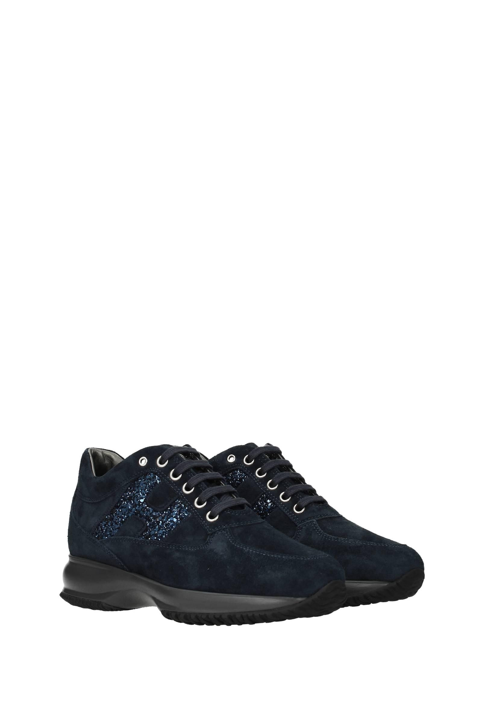 Hogan Sneakers interactive Donna HXW00N0S3609KE1001 Camoscio 147€