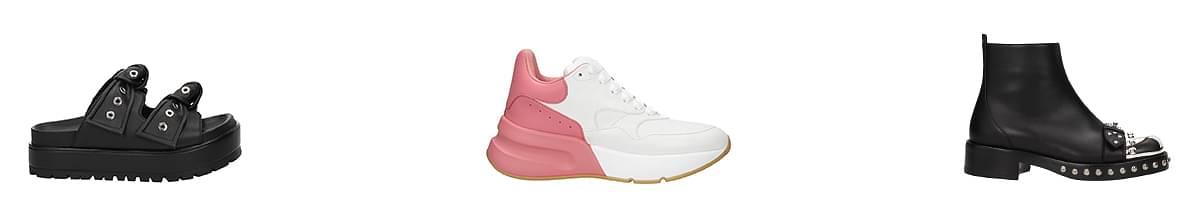 alexander mcqueen scarpe