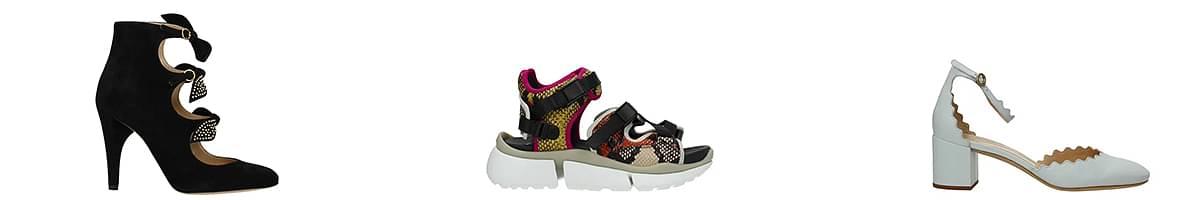 chloe sandals price