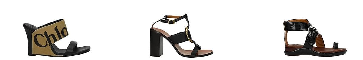chloe sandals sale