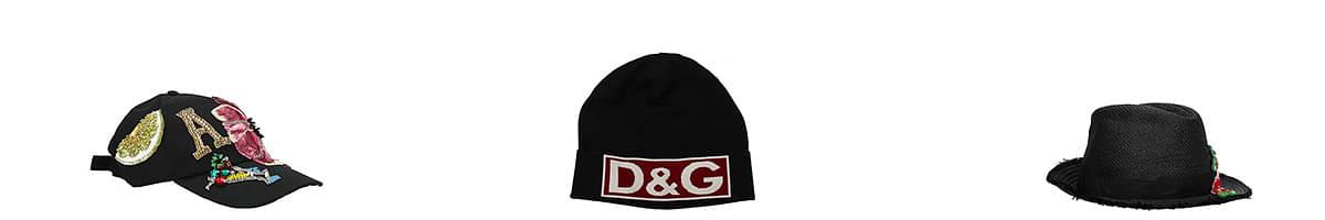 dolce and gabbana hat