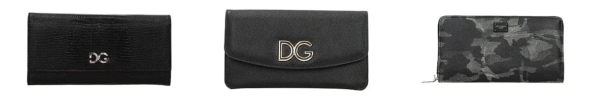 dolce and gabbana mens wallet
