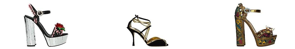 dolce and gabbana womens sandals