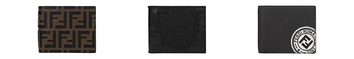 fendi wallet sale