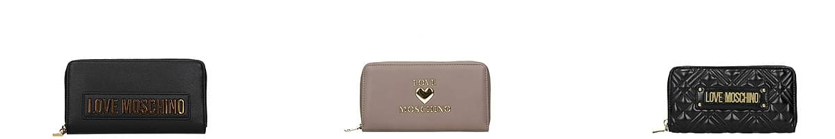 love moschino wallet price