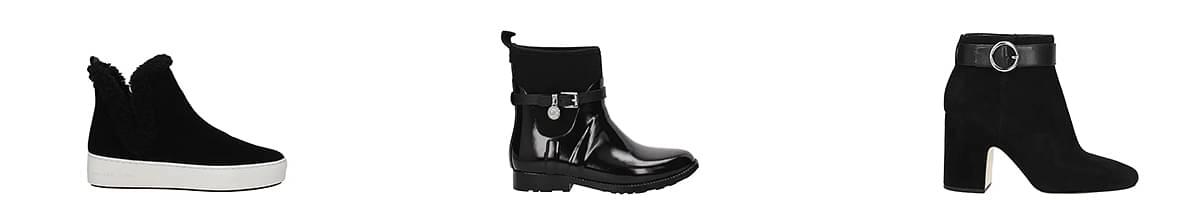 michael kors ankle rain boots