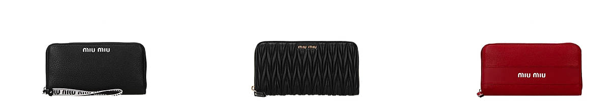 miu miu wallet sale