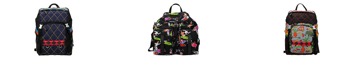 prada backpack sale