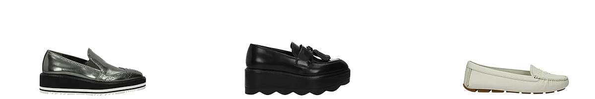 prada loafers womens