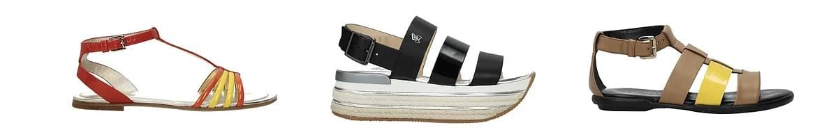 saldi sandali hogan