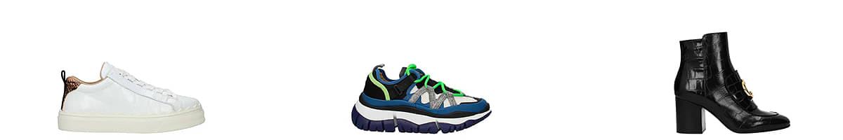 scarpe chloe