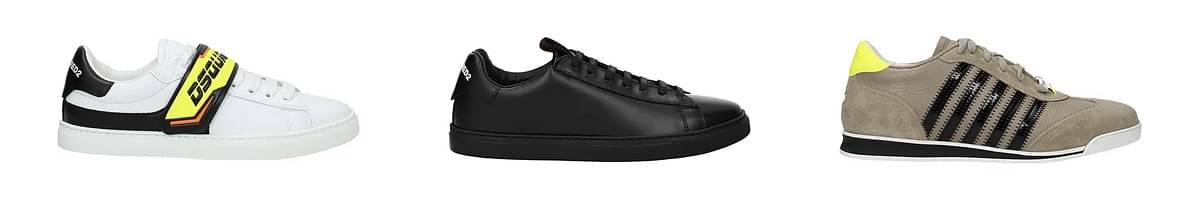 scarpe dsquared2 uomo