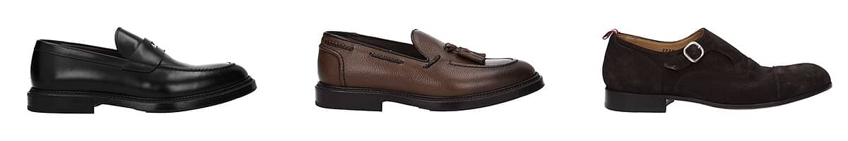 scarpe green george