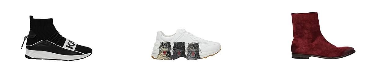 scarpe moda uomo