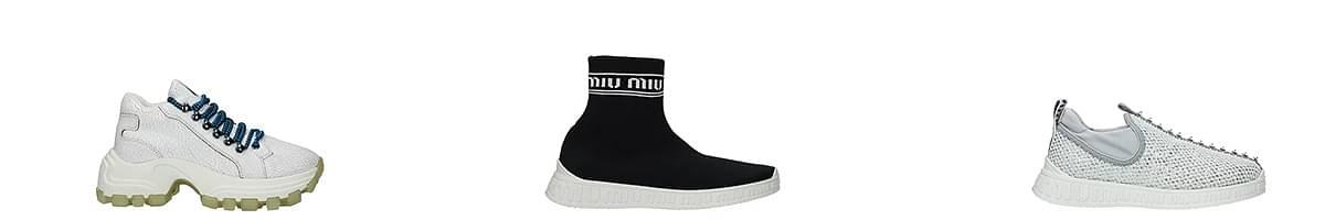 sneakers miu miu saldi