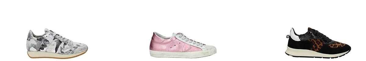 sneakers philippe model donna