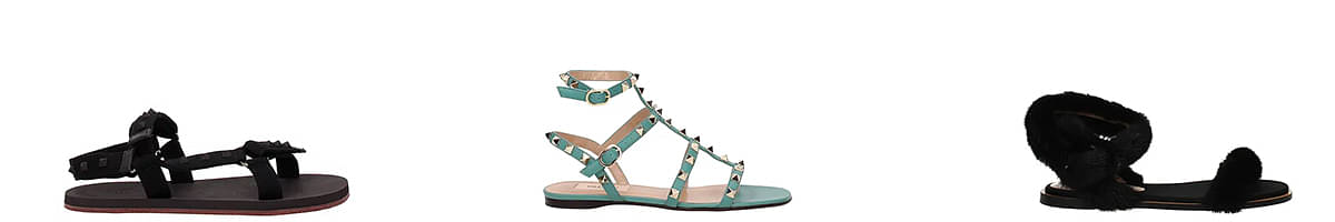 valentino garavani jelly sandals