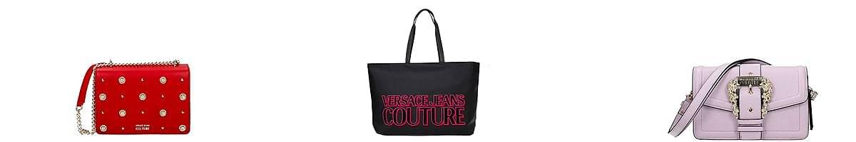 versace jeans bags