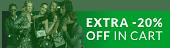 15% extra