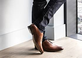 Lace up and Monkstrap